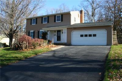 Henrietta Single Family Home A-Active: 224 Peakview Drive
