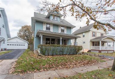 Rochester Single Family Home A-Active: 38 Amsterdam Road