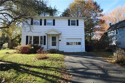 Irondequoit Single Family Home A-Active: 452 Eaton Road