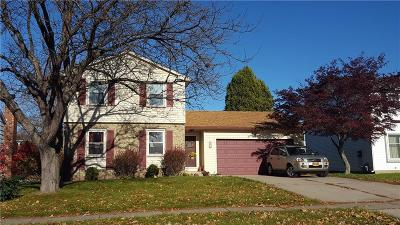 Greece Single Family Home A-Active: 392 Pebbleview Drive
