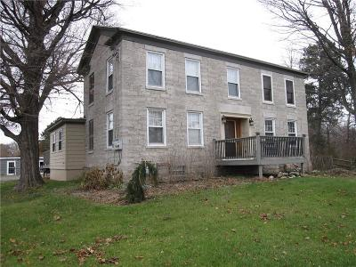 Leroy Multi Family 2-4 A-Active: 7077 West Main Road West