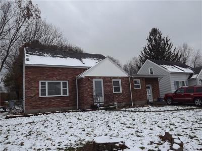 Single Family Home A-Active: 47 Rosecroft Drive