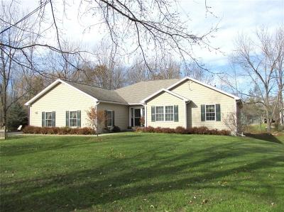 Victor Single Family Home A-Active: 870 Deer Crossing