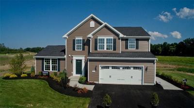 Victor NY Single Family Home A-Active: $249,990