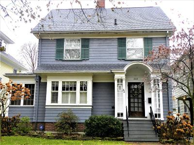 Rochester Single Family Home C-Continue Show: 809 Harvard Street