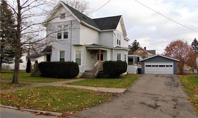 Seneca Falls NY Single Family Home A-Active: $89,900
