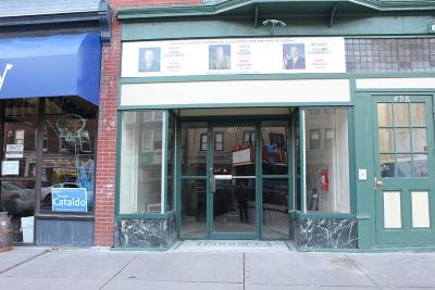 Commercial Lease A-Active: 500 Exchange Street