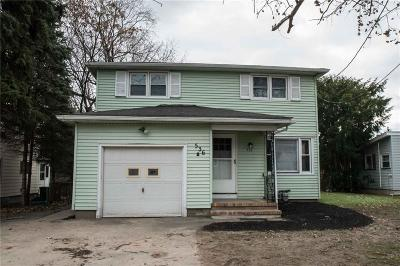 Irondequoit Single Family Home A-Active: 536 Helendale Road
