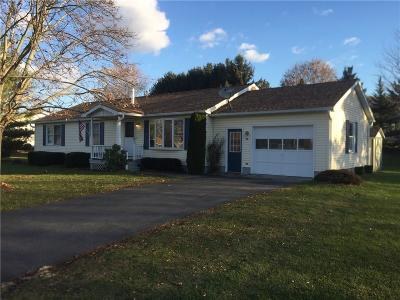 North Dansville NY Single Family Home A-Active: $139,900