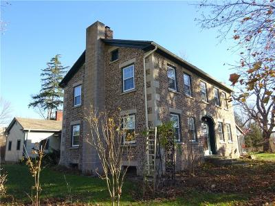 Rush Single Family Home A-Active: 512 Fishell Road
