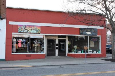 Dunkirk Commercial A-Active: 404 Central Avenue
