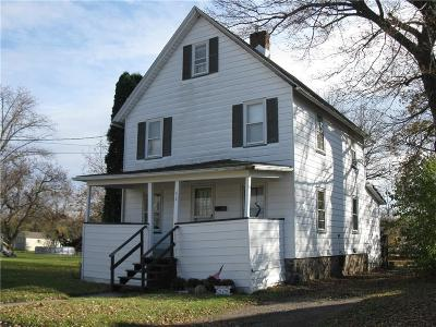 Single Family Home Sold: 53 Foster Street