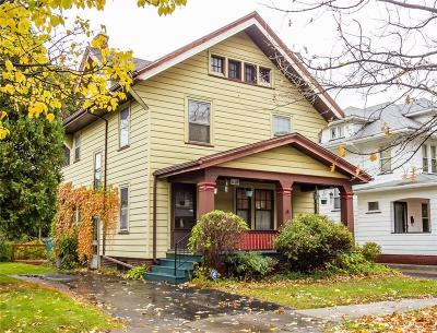 Rochester Single Family Home C-Continue Show: 614 Melville Street