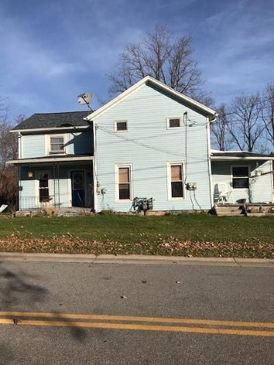 Ontario County Multi Family 2-4 A-Active: 27 Briggs Street North