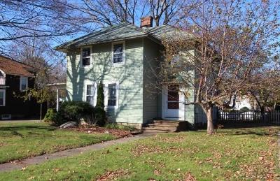 Westfield NY Single Family Home Sold: $71,000