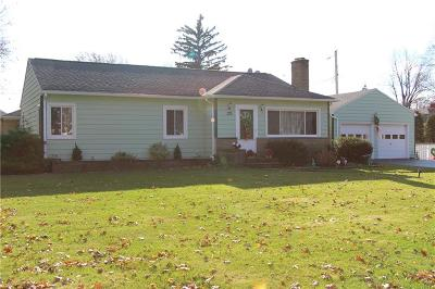 Irondequoit Single Family Home A-Active: 333 Long Acre Road