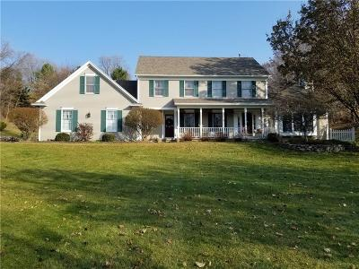 Victor Single Family Home A-Active: 1153 Strong Road