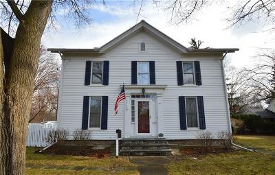 Single Family Home A-Active: 50 Rochester Street