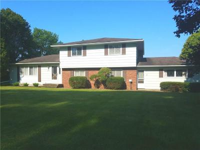 Penfield Single Family Home A-Active: 1499 Scribner Road