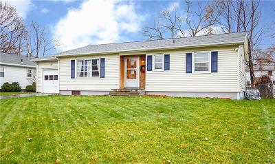 Irondequoit Single Family Home A-Active: 53 Scholfield Road West