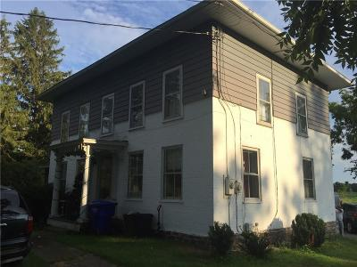 Monroe County Single Family Home C-Continue Show: 8793 West Ridge Road