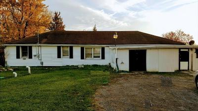 Darien Single Family Home A-Active: 1170 Sumner Road