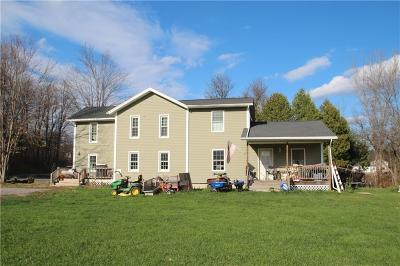 Clarendon Single Family Home A-Active: 4581 Holley Byron Road