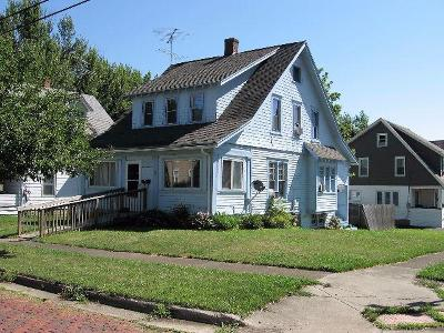 Jamestown NY Single Family Home A-Active: $34,000