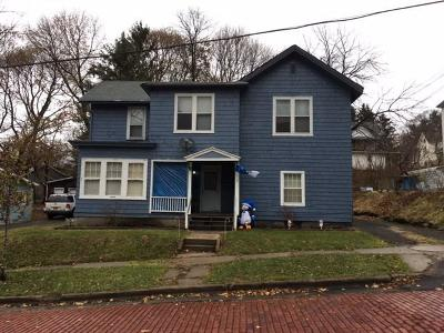 Jamestown NY Multi Family 2-4 A-Active: $49,900