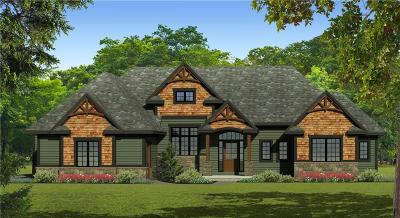 Monroe County Single Family Home A-Active: Lot 5 Forest Ridge Trail