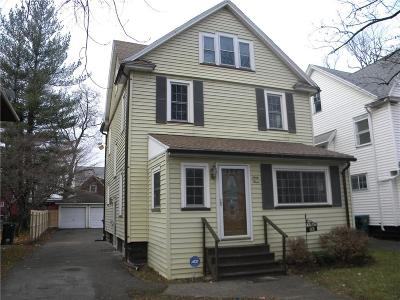 Rochester Single Family Home C-Continue Show: 63 Woodbine Avenue