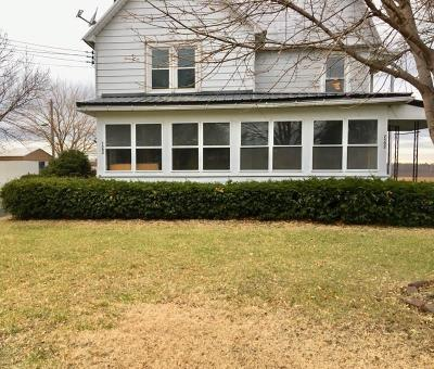 Single Family Home U-Under Contract: 7502 East Route 20