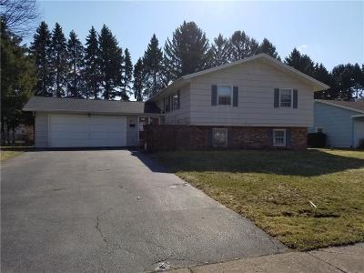 Irondequoit Single Family Home A-Active: 57 Oakbend Lane