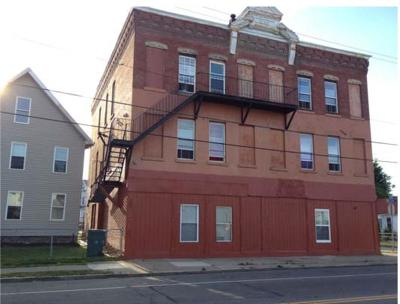 Rochester Multi Family 5+ A-Active: 579 North Street