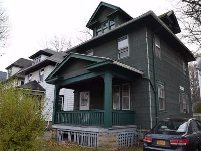 Rochester Single Family Home A-Active: 173 Anthony Street