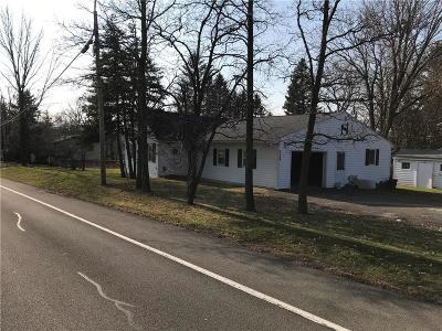 Gorham Single Family Home A-Active: 4528 Route 364