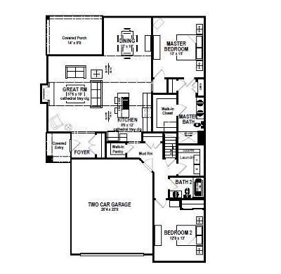 Condo/Townhouse A-Active: 247 Cos Grande Heights
