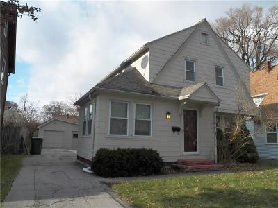 Rochester Single Family Home A-Active: 207 Goodwill Street