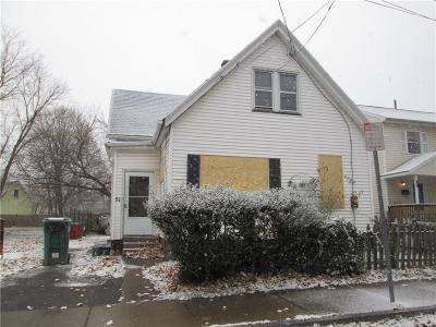 Rochester Single Family Home A-Active: 51 Cuba Place