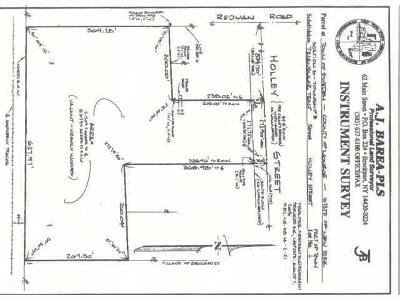Sweden Residential Lots & Land For Sale: 521 Holley Street