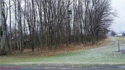 Orleans County Residential Lots & Land A-Active: Vl Telegraph Road