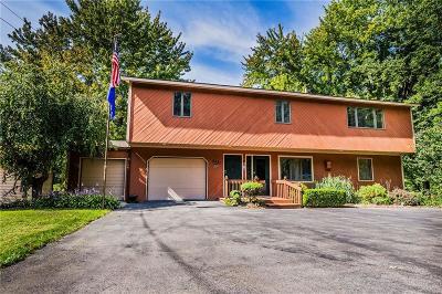 Williamson Single Family Home A-Active: 4281 Ridge Road