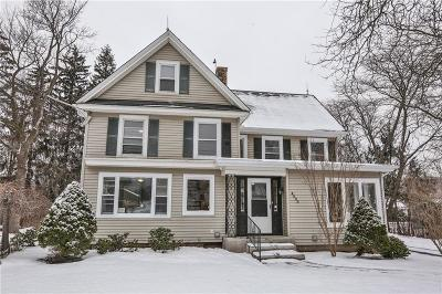 Livingston County Single Family Home A-Active: 4593 Main Street