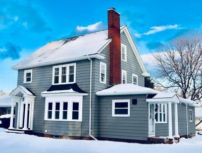 Irondequoit Single Family Home A-Active: 3516 Saint Paul Boulevard West