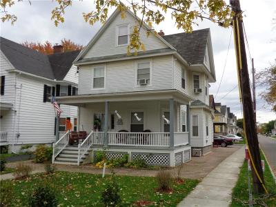 Geneva-City NY Single Family Home A-Active: $149,900