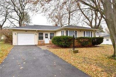 Irondequoit Single Family Home A-Active: 56 Lucrest Drive