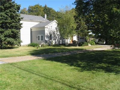 Livingston County Single Family Home A-Active: 2755 Plank Road