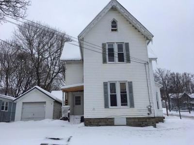 Chautauqua County Multi Family 2-4 A-Active: 100 East 8th Street