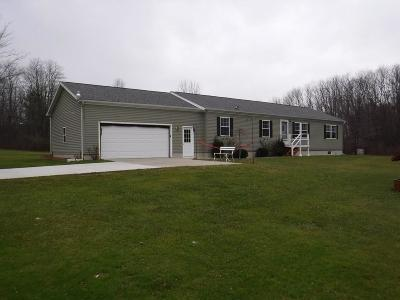 Chautauqua County Single Family Home A-Active: 636 King Road