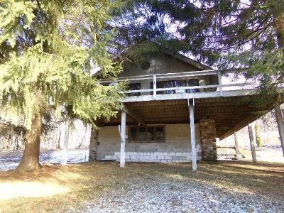 Allegany County, Genesee County, Livingston County, Ontario County, Steuben County, Wyoming County, Yates County Single Family Home A-Active: 7601 Tabors Corner Road